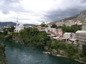 mostar,bosnien herzegowinia